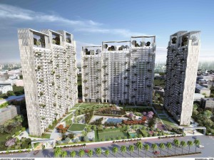 Prateek Edifice in Sector-107 Noida